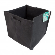 Plantit Square Base DirtPot - 37L, 5 Pack