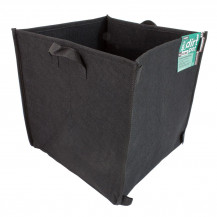 Plantit Square Base DirtPot - 56L, 5 Pack