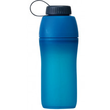 Platypus Meta Water Bottle with Micro-Filter - 1.0L, Bluebird
