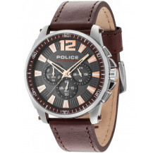 Police Grand Prix Chronograph-24H Watch - Gents