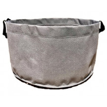 Forest Roots Geotextile Non-Woven Fabric Pot - 60L, Grey - Not exact size sold, it is for display