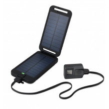 Powertraveller Solarmonkey Adventurer Slimline Solar Charger with Integrated Battery