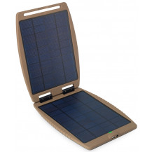 Powertraveller Tactical Solargorilla Rugged Water Resistant Solar Charger - Main