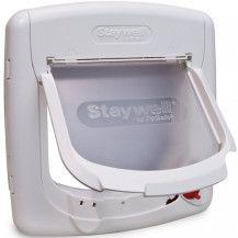 PetSafe Manual 4-Way Locking Big Cat Flap