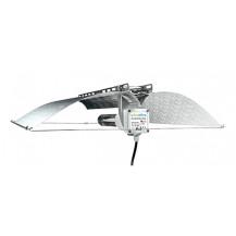 Prima Klima Azerwing La55 VPro Reflector w/ Sunkraft 600W HPS Globe