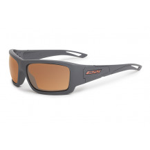 ESS Credence Ballistic Sunglasses (Gray Frame Mirrored Copper Lenses)