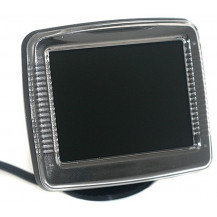 "3.5"" High Definition LCD with 2AV Dash Camera - LCD-35"