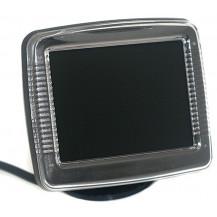"Top CCTV 3.5"" Hi Definition LCD with 2AV Dash Camera"