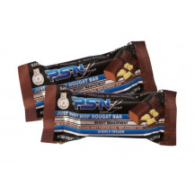 PSN Lifestyle Protein Bars - Dark Chocolate Sea Salt Nougat, 12 Bars (NOT exact flavour shown)