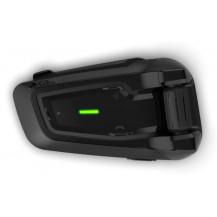 Cardo Packtalk Black Motorcycle Communications Systems - Single, JBL Speaker
