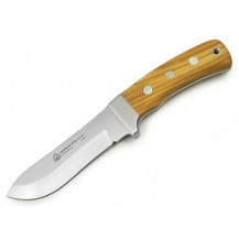 Puma IP Montero Hunting Knife - Olive Wood, Fixed Blade