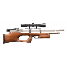 Kral Arms Puncher Breaker Bullpup Air Rifle - 5.5mm, Walnut, Marine - Scope NOT included.