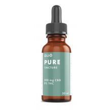 Olio Pure CBD Oil - Tincture, 400 mg