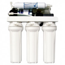 Fluxtex Reverse Osmosis System with Pump - 50 GPD