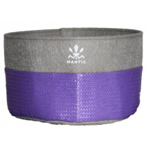 Mantis Grow Fabric Velcro Bee-Pot - 5L, Purple - Not exact size sold and is for display purposes