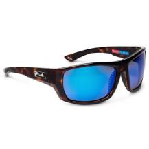 Pelagic Pursuit Polarized Mineral Sunglasses - Blue Mirror, Tortoise