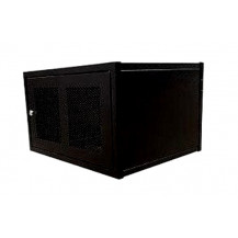 PylonTech US2000B x 2 Cabinet - w/Support Rails, Black