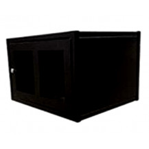 PylonTech US3000B x 2 Cabinet - w/Support Rails, Black