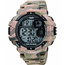 Q&Q Sports Watch - M143J003Y
