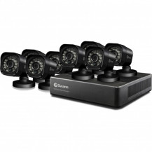 Swann 8 Channel Security Camera System (HD - DVR - 500GB)