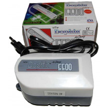 Dophin 5500 Single Outlet Airpump - 78L/H