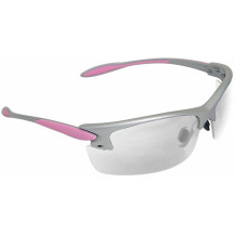 Radians Woman's Shooting Glasses - Pink Frame