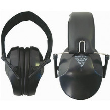 RAM Non Electronic Ear Muffs - Black