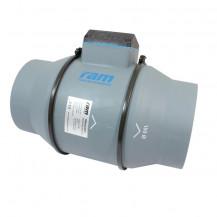 RAM Mixed-Flow Inline Fan - 150mm, 517m3/Hr
