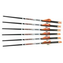 Ravin 400gr Premium Arrows - .001, 6 Pack