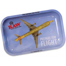 RAW Prepare For Flight Rolling Tray - Small