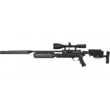 Raw HM1000x Chassis PCP Air Rifle - 5.5mm, Black