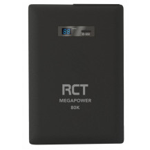 RCT MegaPower 80K AC Power Bank - 80000mAH