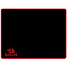 Redragon Archelon L Gaming Mouse Pad -  Black/Red