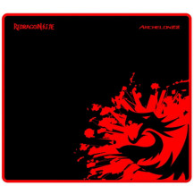 Redragon Archelon M Gaming Mouse Pad - Black/Red
