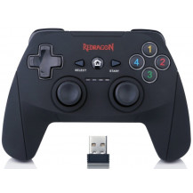 Redragon Harrow Wireless PC Controller - Black