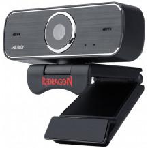 Redragon Hitman 1080P Webcam - Black