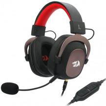 Redragon Zeus Virtual 7.1 Gaming Headset - Black