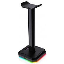 Redragon Scepter Pro RGB Headset Stand - USB Pass-Through