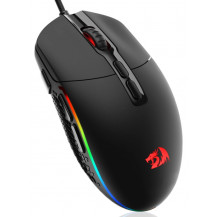 Redragon Invader 10000DPI Gaming Mouse - Black