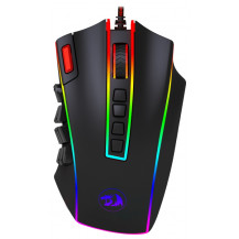Redragon Legend 24000DPI MMO Gaming Mouse - Black