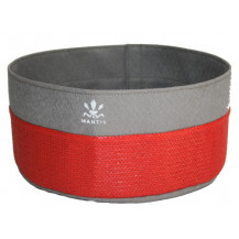 Mantis Grow Fabric Velcro Bee-Pot - 3L, Red - Not exact size sold and is for display purposes