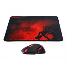 Redragon 2 in 1 Gaming Combo 4 - Black/Red