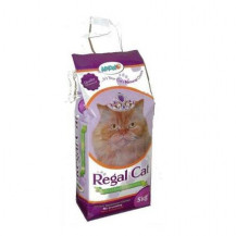 Regal Clumping Cat Litter - 5kg x 2
