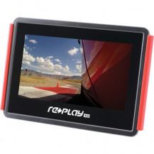 Replay XD 4.3 ReView Field Monitor