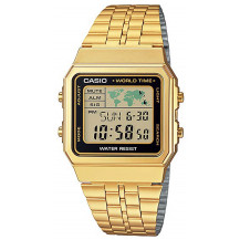 Casio Retro Watch - A500WGA-1DF