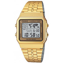Casio Retro Men's Watch - A500WGA-9DF