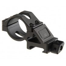 UTG RG-FL138 Angled Offset Low Profile Mount - For Light Devices