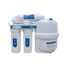 PureWater Reverse Osmosis System without Pump - 75GPD