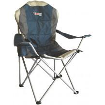 Afritrail Roan Deluxe Folding Armchair - Blue