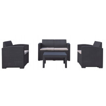 Seagull Roma 4-Seater Set